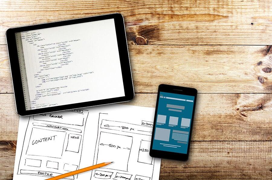 Conception site web - Le développement web